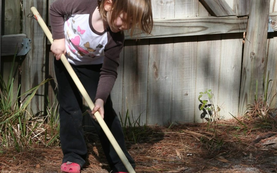 Five Ways to Get Your Kids to Love Doing Chores