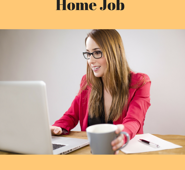 Top Five Tips to Help You Find a Work From Home Job