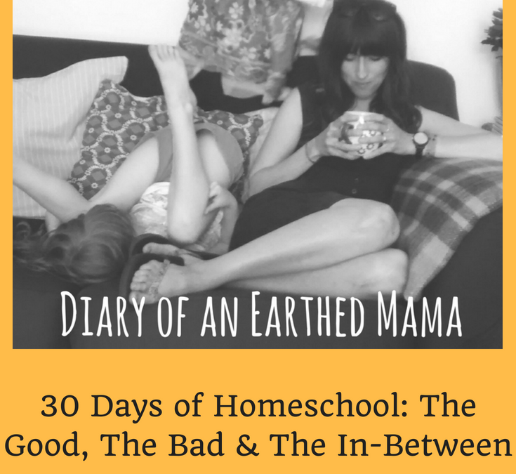 Diary of an Earthed Mama