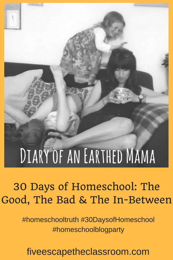 30 Days of Homeschool Blog Series