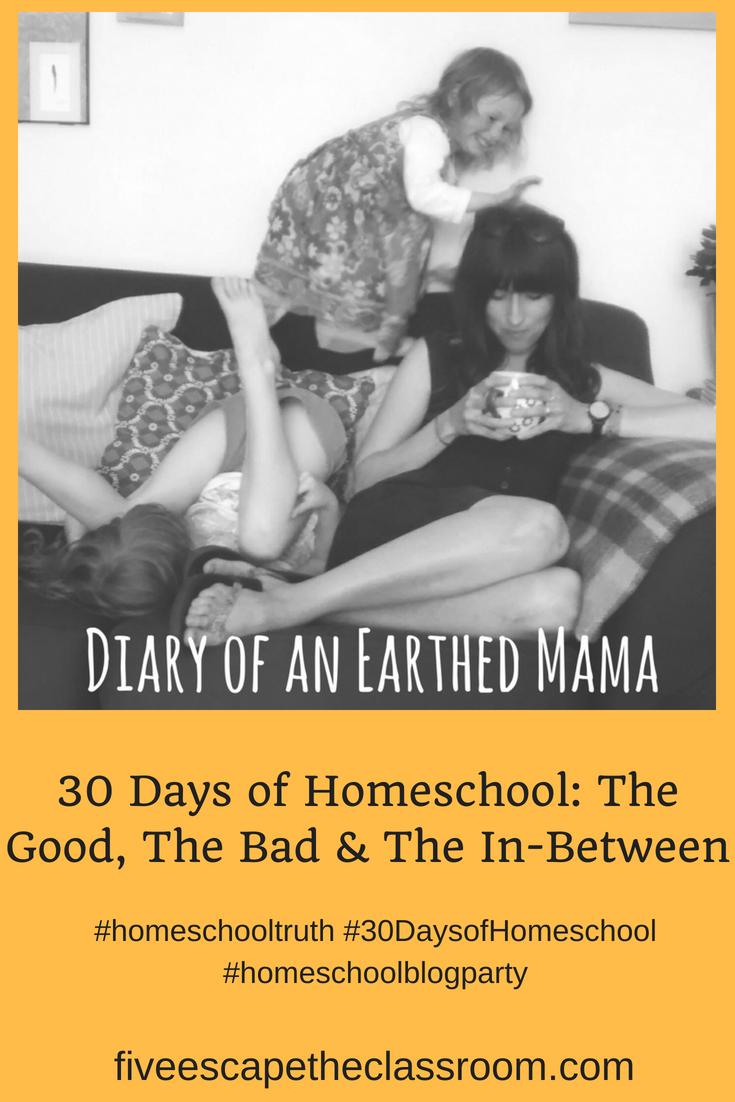 30 Days of Homeschool Blog Series