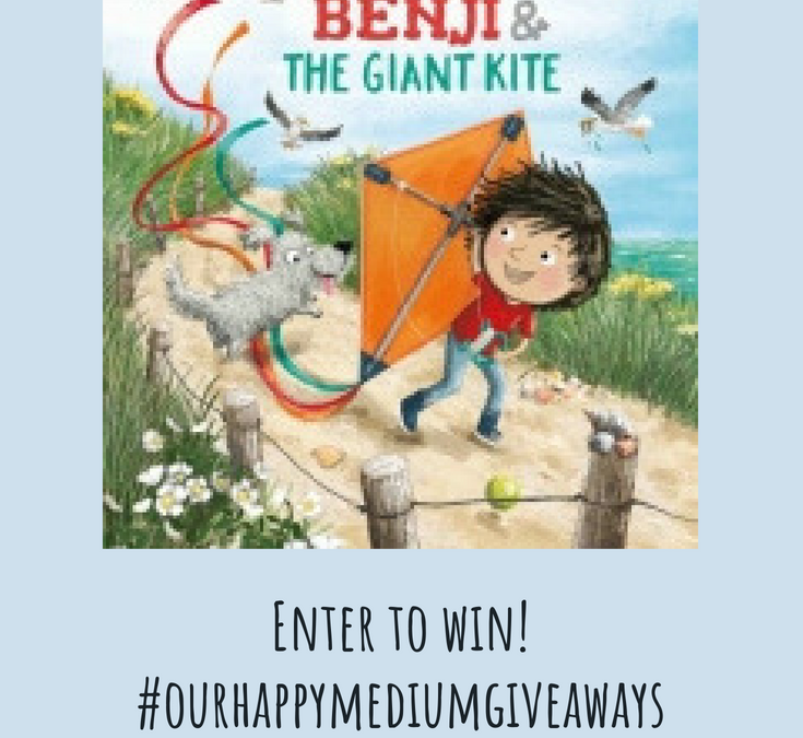 Children's Book Giveaway: Benji & The Giant Kite