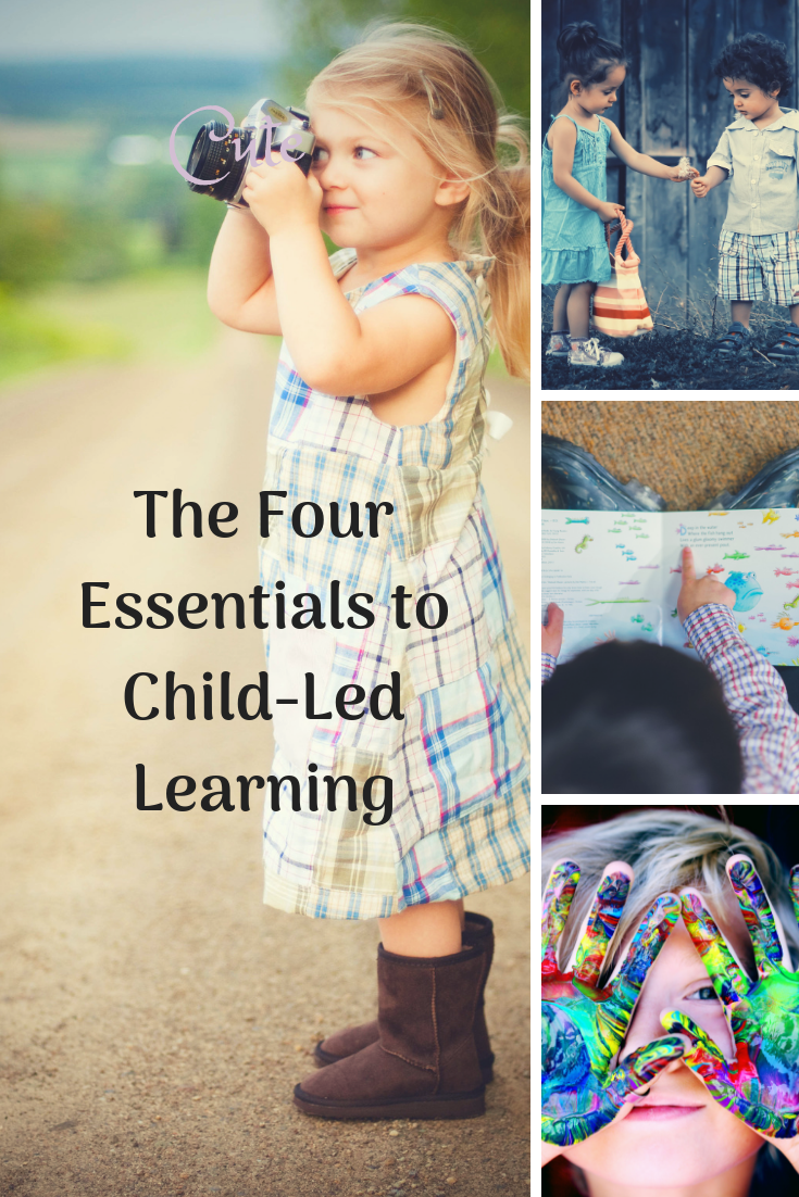 child led learning