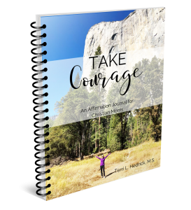 Take Courage: An Affirmation Journal for Christian Moms