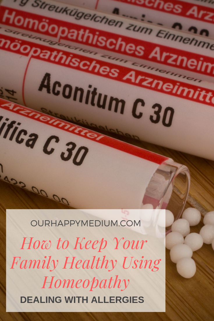 How to Keep Your Family Healthy Using Homeopathy