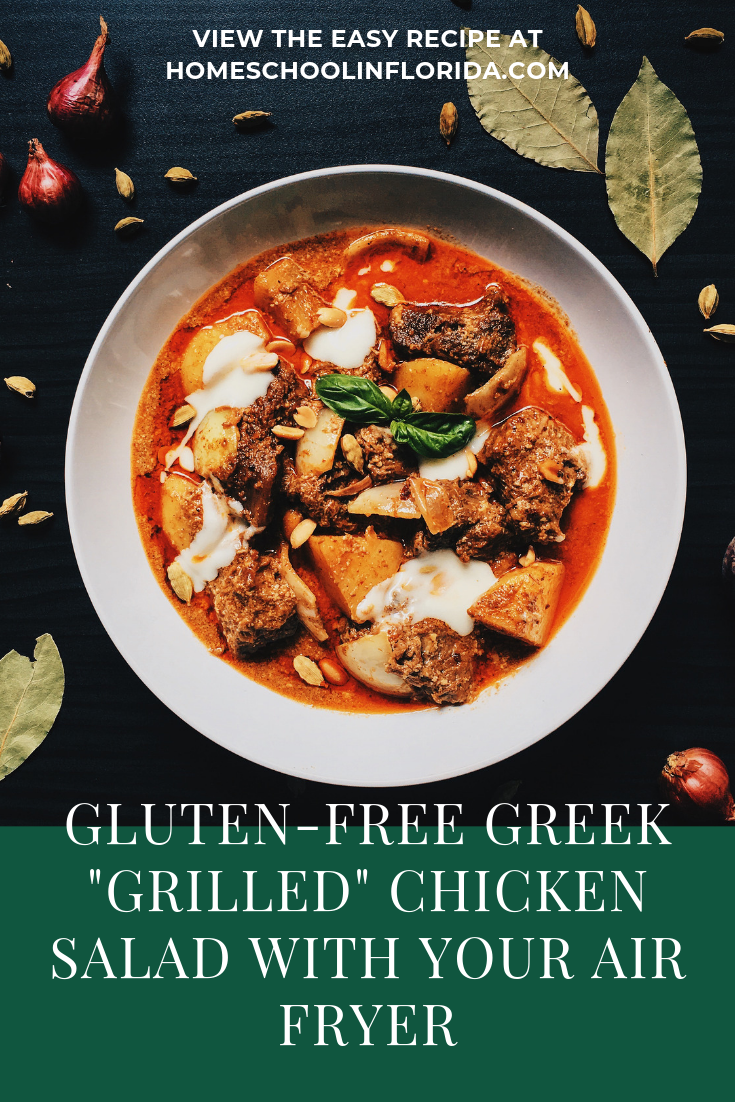 gluten-free recipe with your air fryer