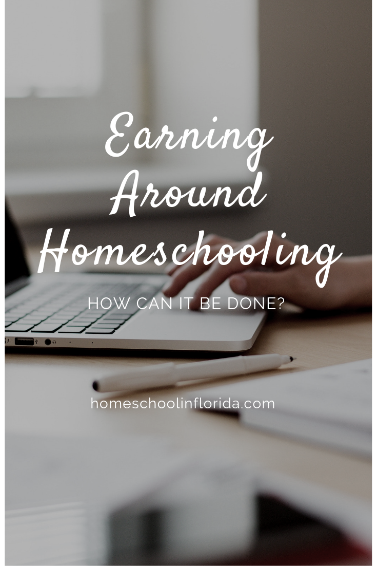 homeschool in florida working while homeschooling
