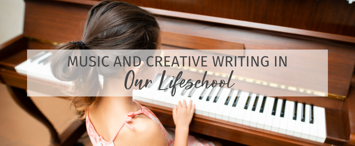 music & creativity in our homeschool in florida