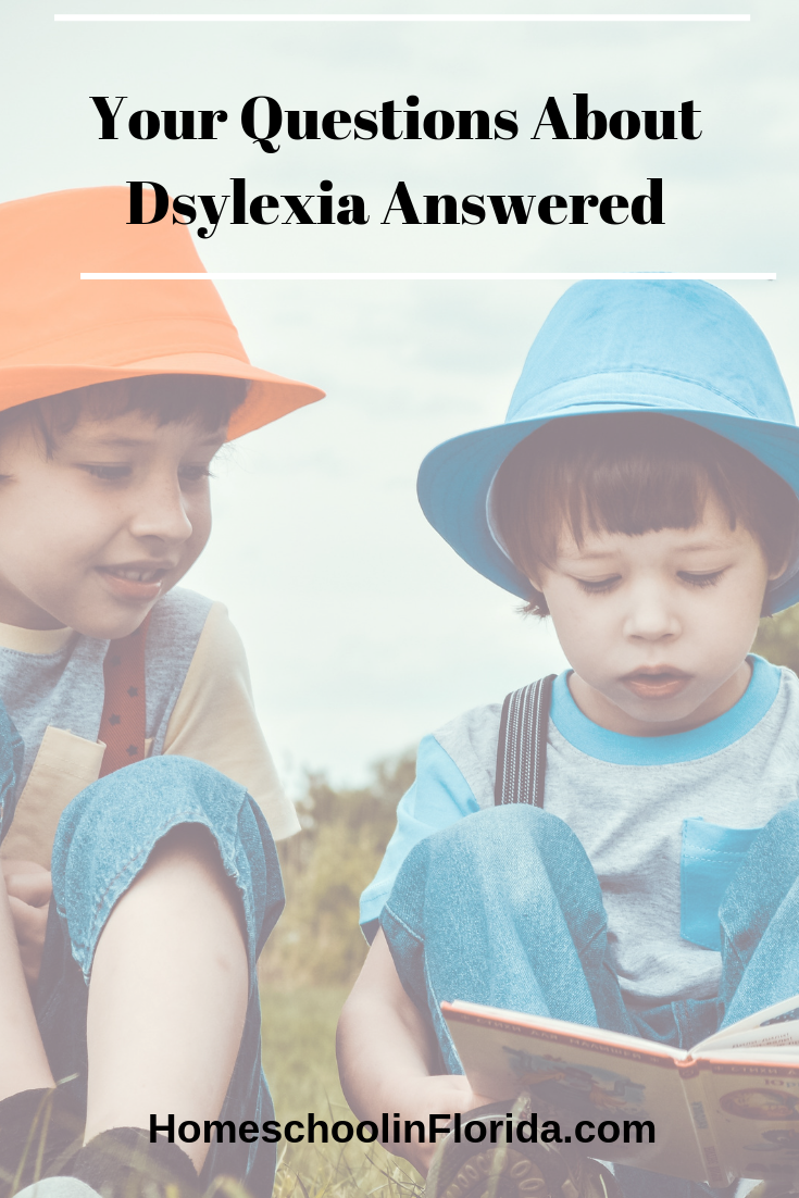 Your Questions About Dyslexia Answered
