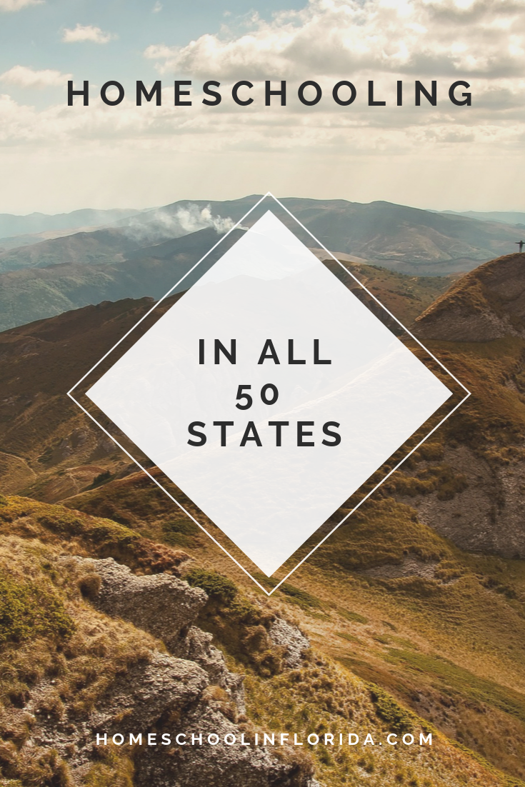 homeschooling in all 50 states