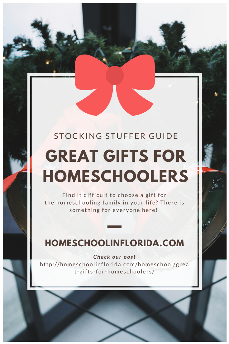 Great Gifts for Homeschoolers