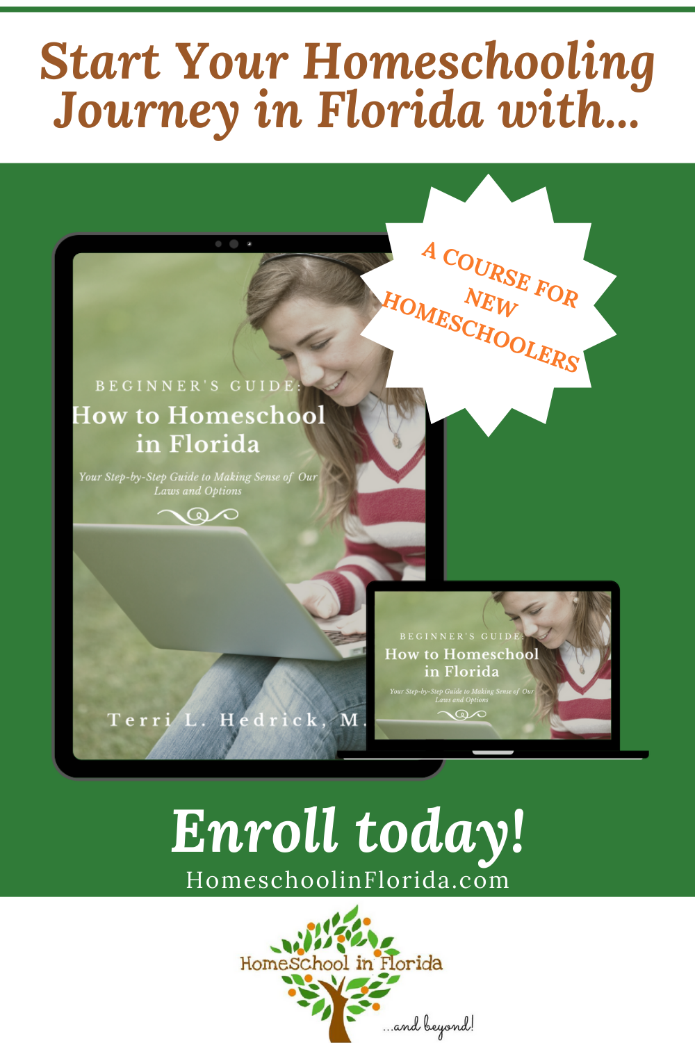 Beginner's Guide: How to Homeschool in Florida