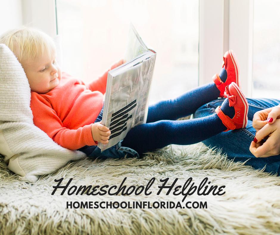 homeschool helpline