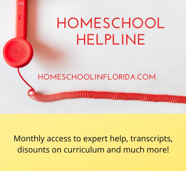 Help for Your Homeschool