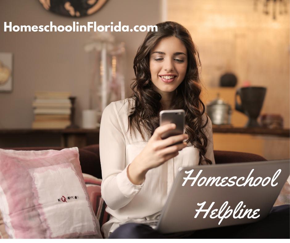 homeschool in florida homeschool helpline