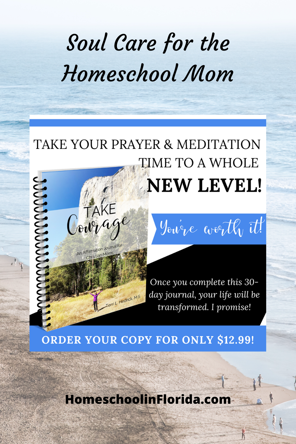 take courage soul care for the homeschool mom