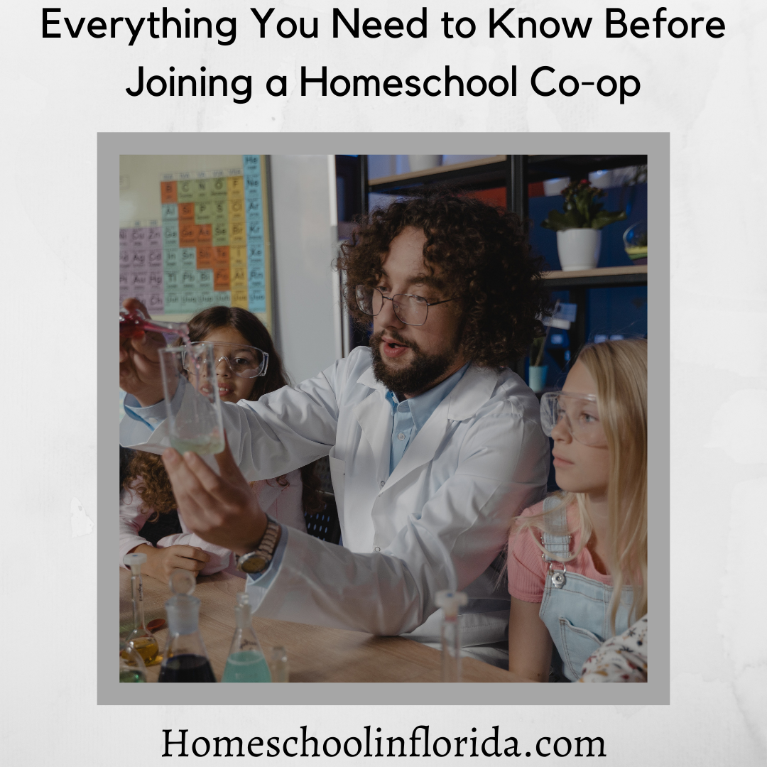 Everything You Need to Know Before Joining a Homeschool Co-op