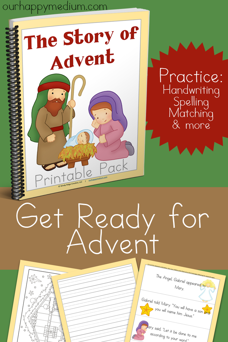The Story of Advent Printable Pack